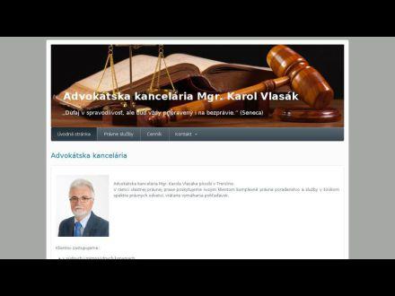 www.advokatskakancelariatrencin.sk