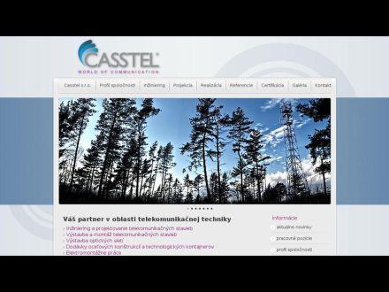 www.casstel.sk
