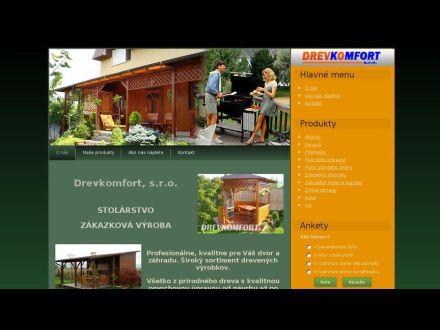 www.drevkomfort.sk