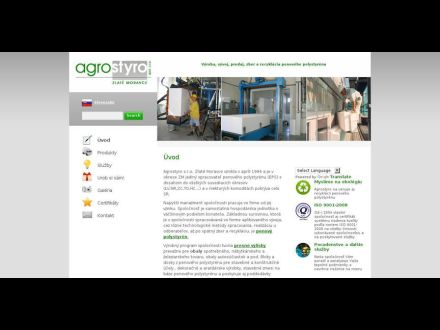 www.agrostyro.sk