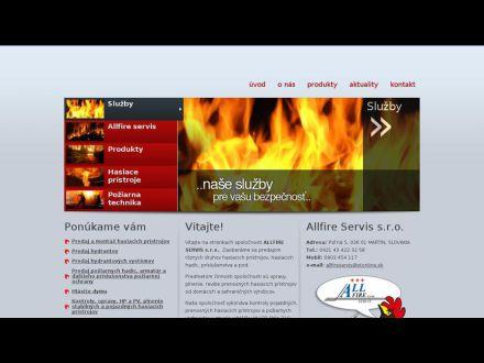 www.allfire.sk