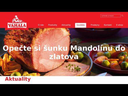 www.vahala.cz