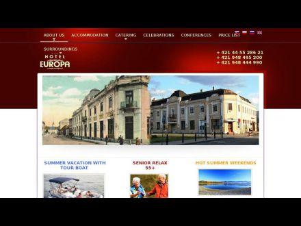 www.hoteleuropalm.sk