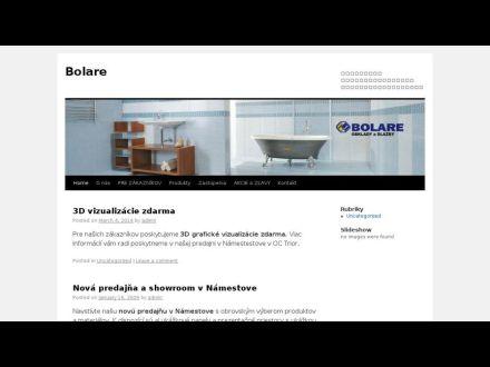 www.bolare.eu