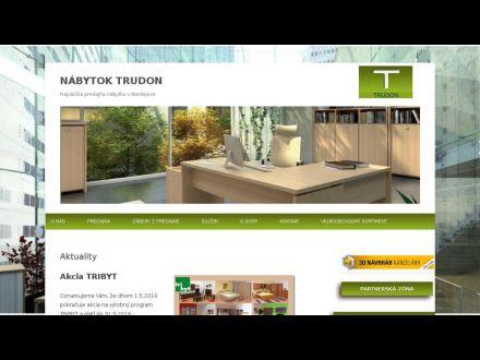 www.trudon.sk