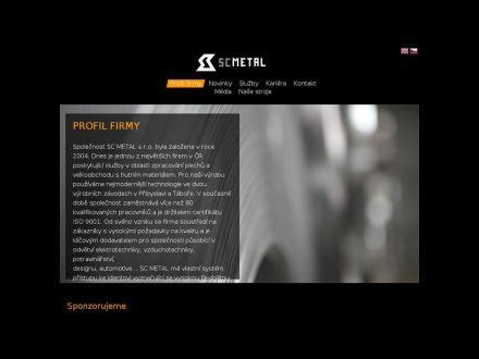 www.scmetal.cz