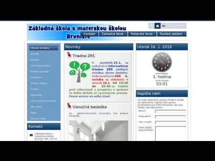 zsbrvniste.edupage.org