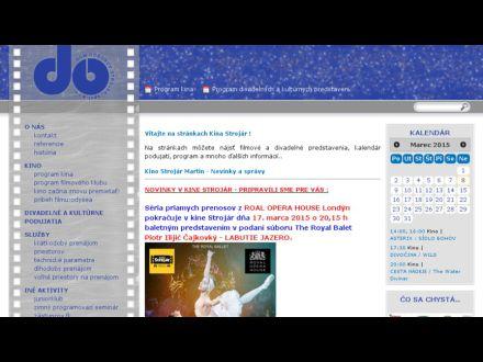 www.dostrojar.sk