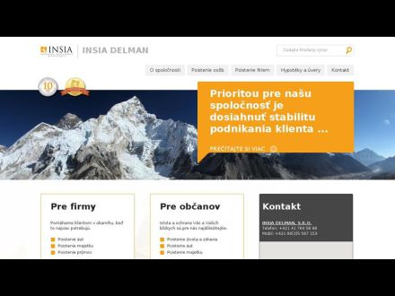 www.insiadelman.sk