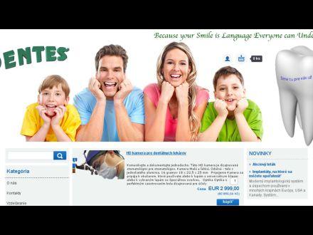 www.dentes.sk