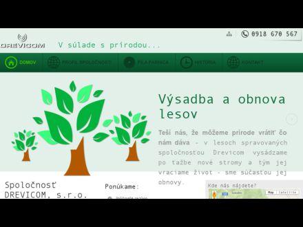 www.drevicom.sk