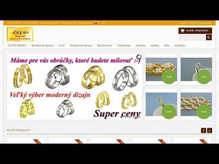 www.luxus-shop.sk