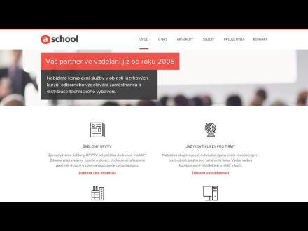 www.aschool.cz