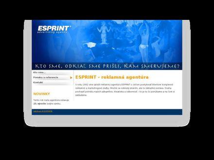 www.esprint.sk