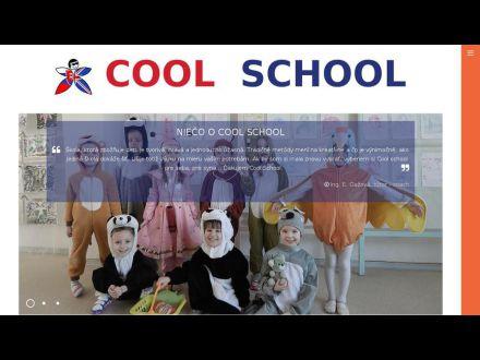 www.coolschoolsenica.sk