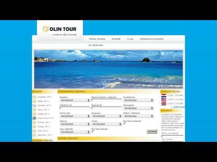 www.olintour.sk