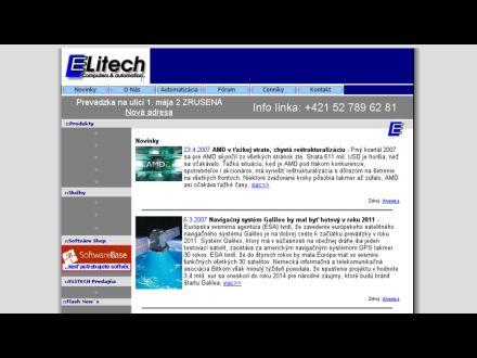 www.elitech.sk