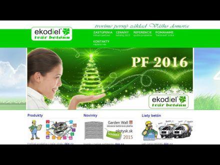 www.ekodiel.sk