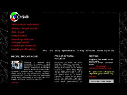www.italpav.sk