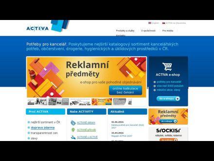 www.activa.cz