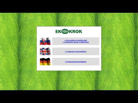 www.ekokrok.ponuka.net