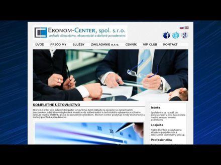 www.ekonomcenter.sk