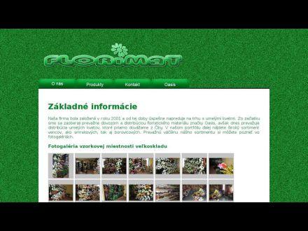 www.florimat.sk