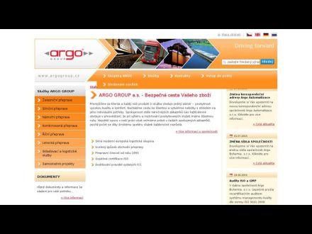 www.argogroup.cz