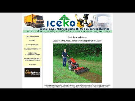 www.iceko.sk