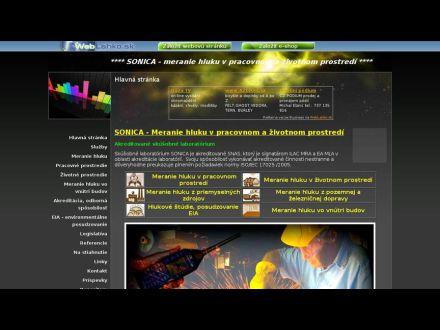 www.sonica.sk