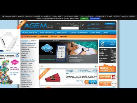 www.agem.cz