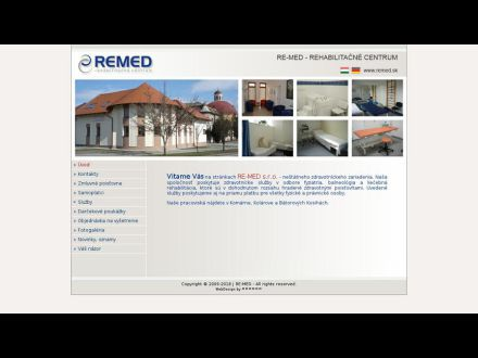 www.remed.sk