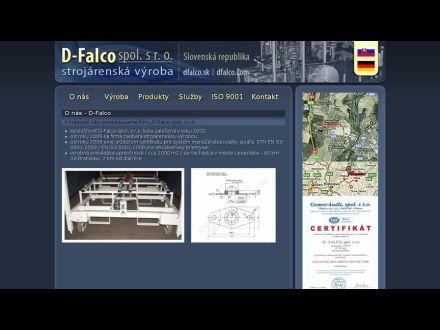 www.dfalco.sk