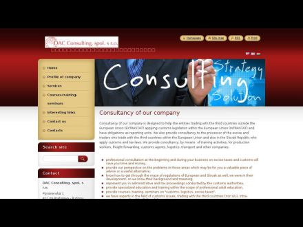 www.dacconsulting.sk