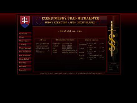 www.exekutiva.sk