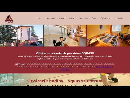 www.squash-liptov.sk