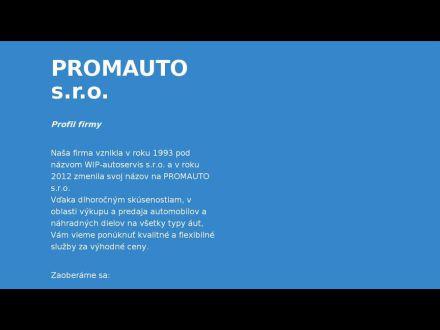 www.promauto.sk