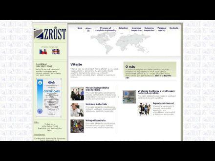 www.zrust.eu