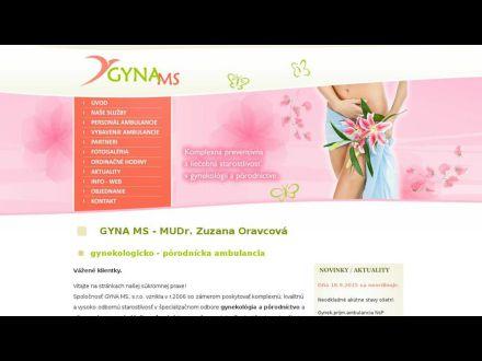 www.gynams.sk