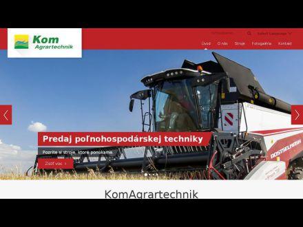www.komagrartechnik.sk
