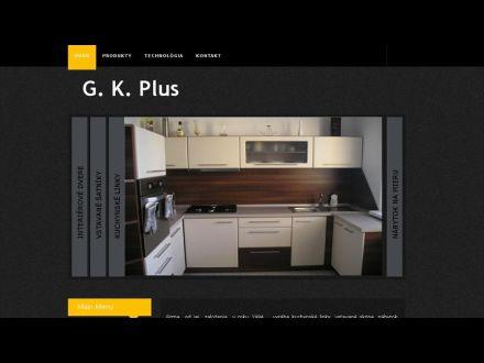 www.gkplus.sk