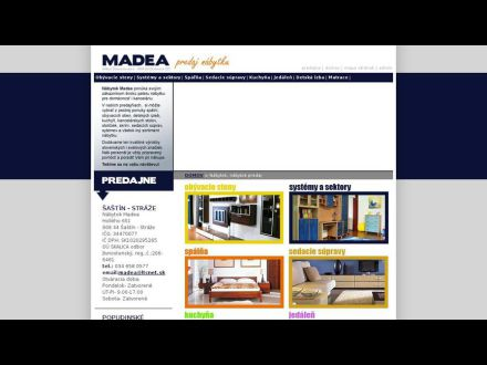 www.madea.sk
