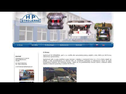 www.hpstrojarne.sk