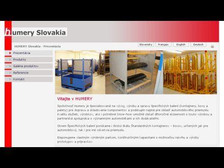 www.humery.sk