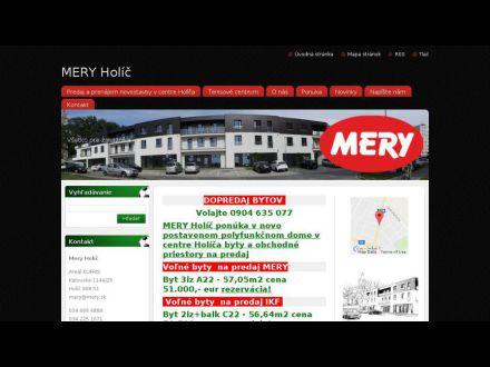 www.mery.sk
