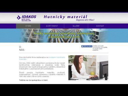 www.idakos.sk
