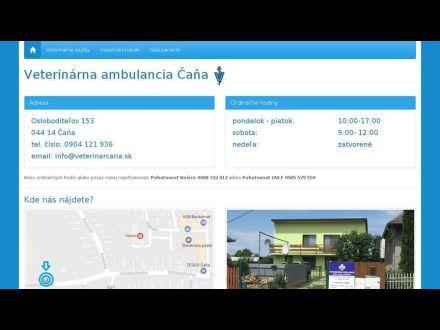 www.veterinarcana.sk