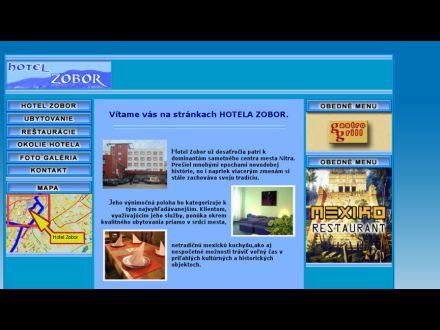 www.hotelzobor.sk