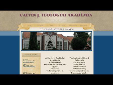 www.refteologia.sk