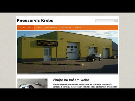 www.pneuserviskrebs.sk